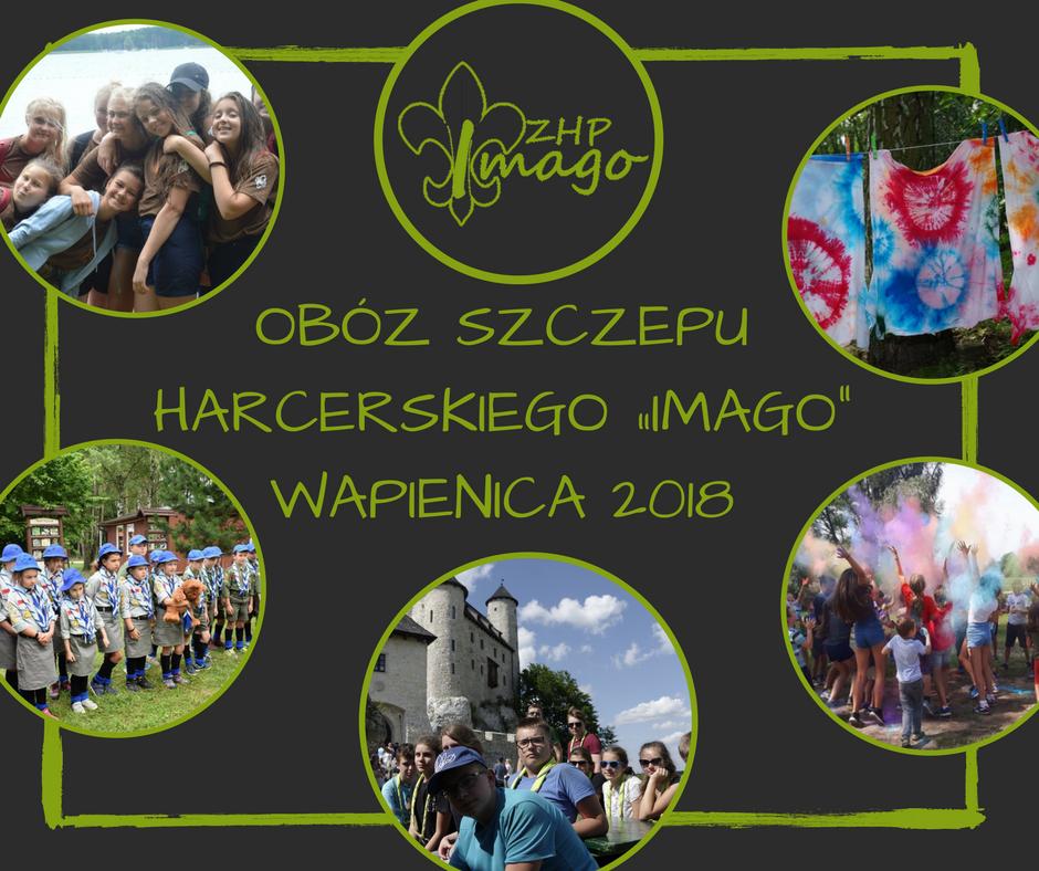 OBÓZ SZCZEPU - WAPIENICA 2018